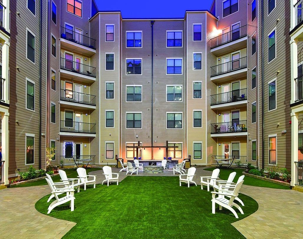 Luxury Student Apartments – Ion Baton Rouge
